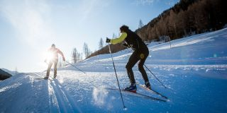 Cross country ski week in the Ahrn Valley