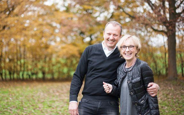 Gastgeber Christa & Matthias Schulze Dieckhoff