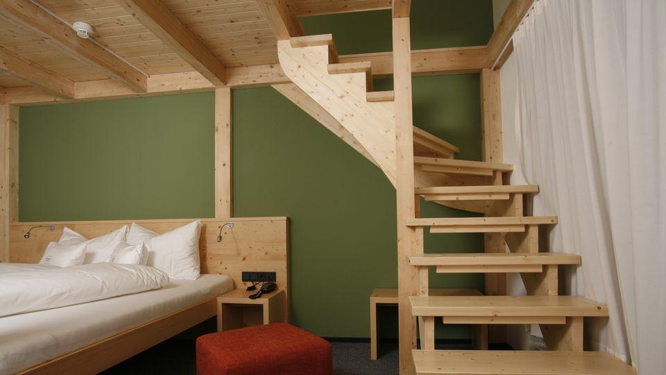 Doppelzimmer Hochsitz