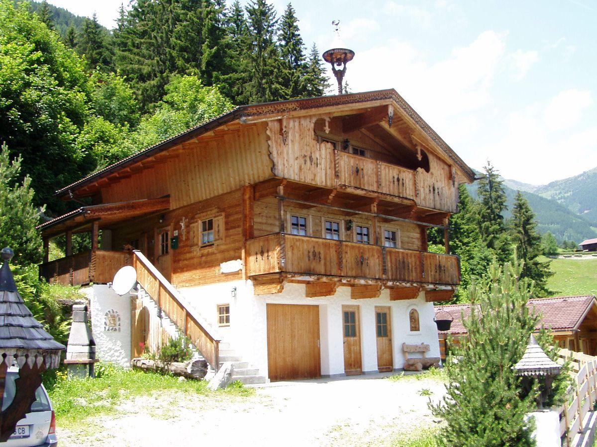 Ferienhaus Magdalena Hütte (100653), Hippach, Mayrhofen, Tirol, Österreich, Bild 1