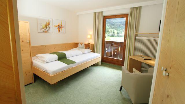 Einzelzimmer Wildspitzblick