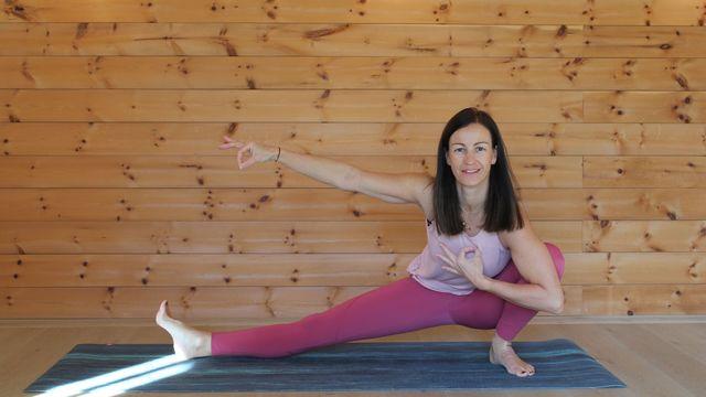 Yoga im Einklang mit der Jahreszeit