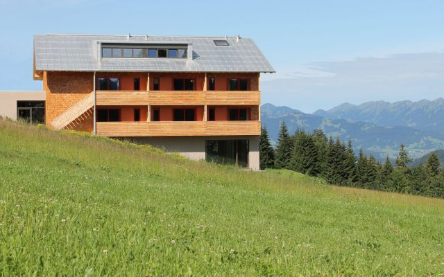 Biohotel Mattlihüs in Oberjoch