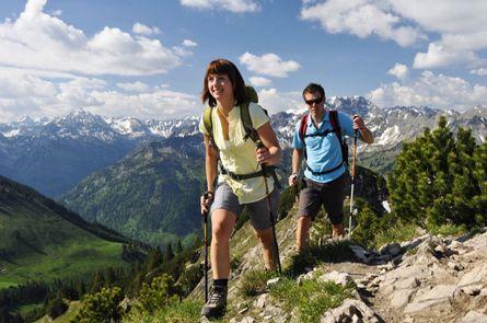 Allgäuer Bergwanderwoche 7 für 6