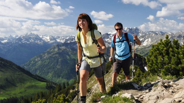 Hiking Week