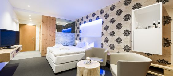 Romantik-Doppelzimmer