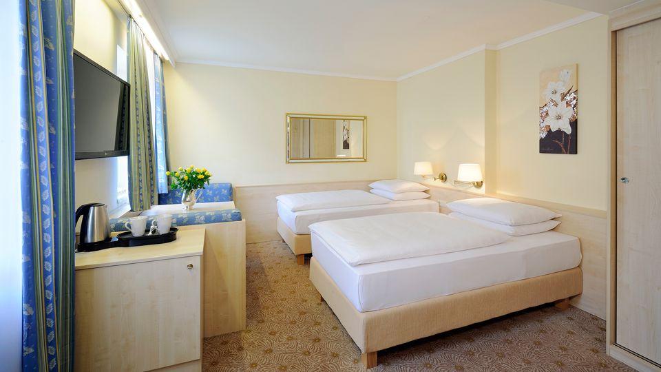 Chambre à 2 lits standard
