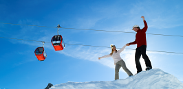"4 days-package ""ski & wellness"" 