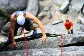 Introduzione all'arrampicata sportiva