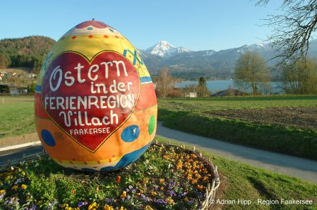 Ostern am Faakersee |