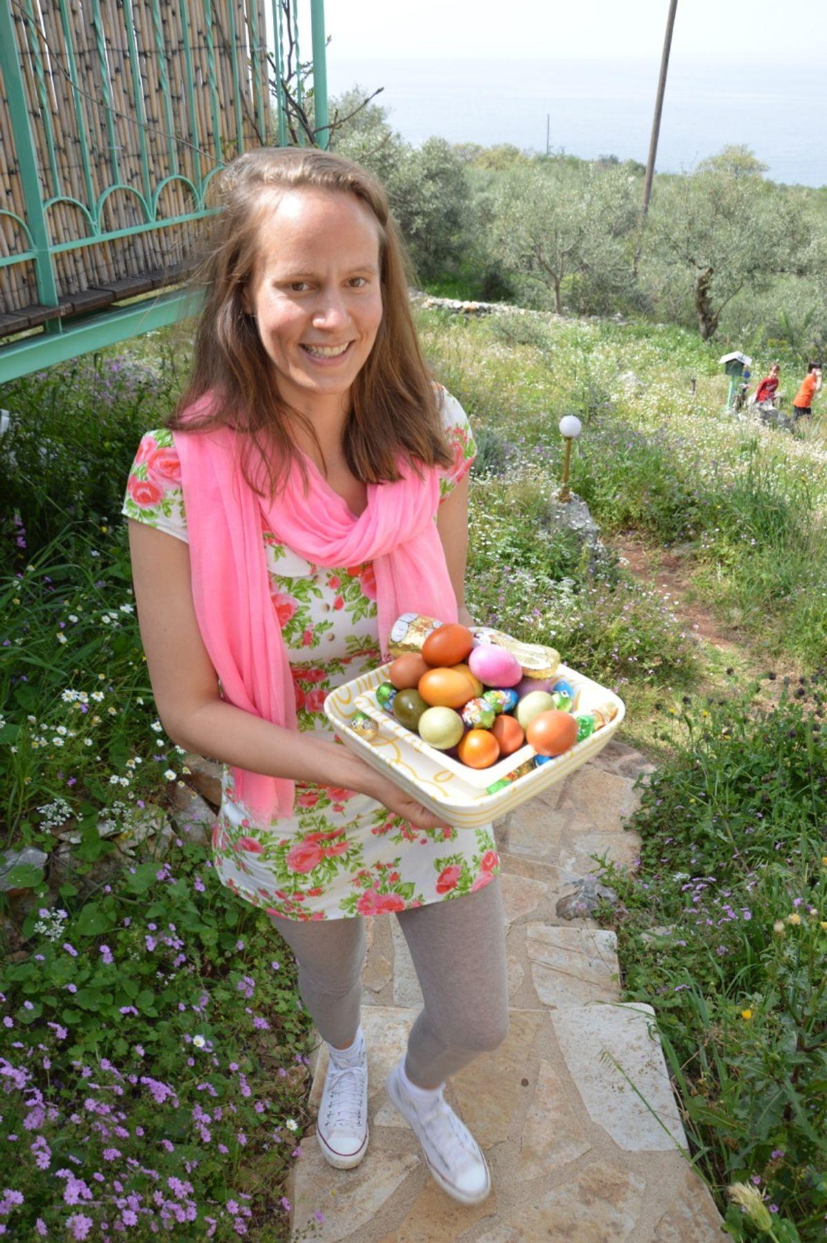 Griechisch Orthodoxe Ostern in der Mani - ein etwas anderes Osterfest