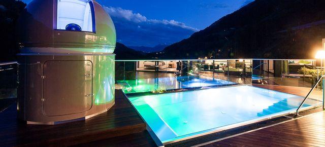 Chalet di lusso con piscina, jacuzzi e sauna privata