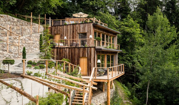 Chalet-Forêt dans notre Alpenschlössel