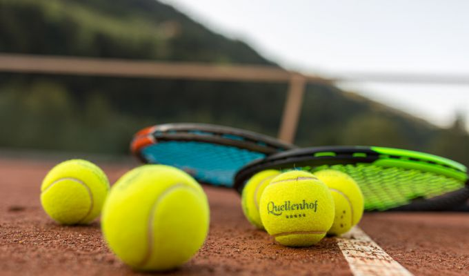 1-week active tennis lesson