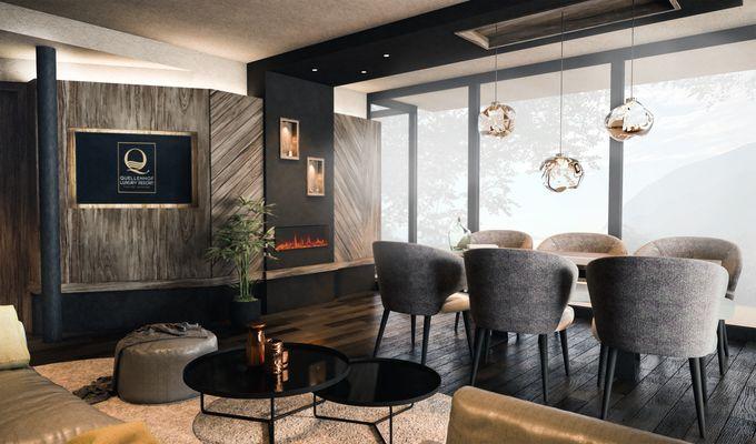 NEUF 2020 - Park Suite