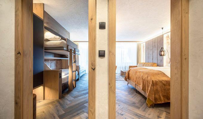 Nuova Suite con hot-whirlpool sulla loggia privata