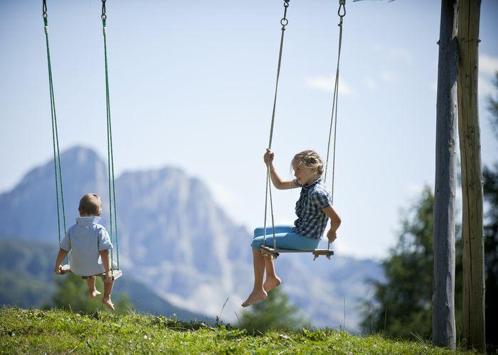 Settimane per famiglie al Natur & Aktiv Hotel Rogen