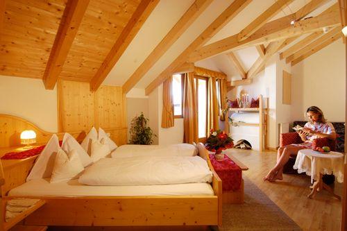 Doppelzimmer Edelweiß 30 m²