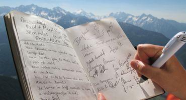 Missione Libro delle vette 2015