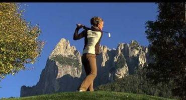 Golf unterm Schlern