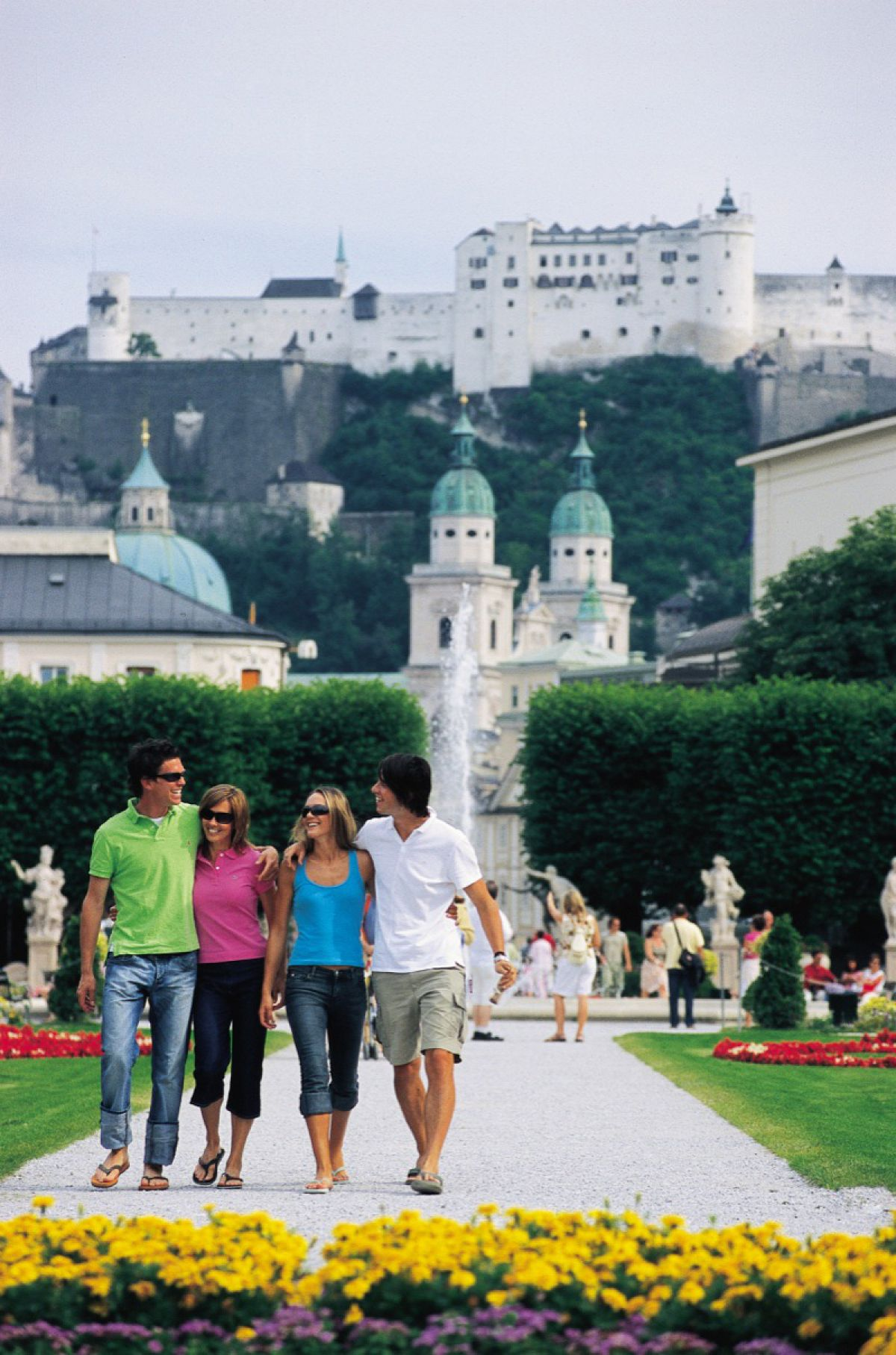 Citytrip Salzburg - einfach und stressfrei