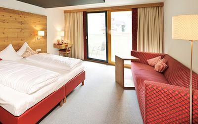 Suite per famiglie 42 m²