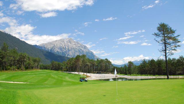 Golf-Platzerlaubnis-Woche
