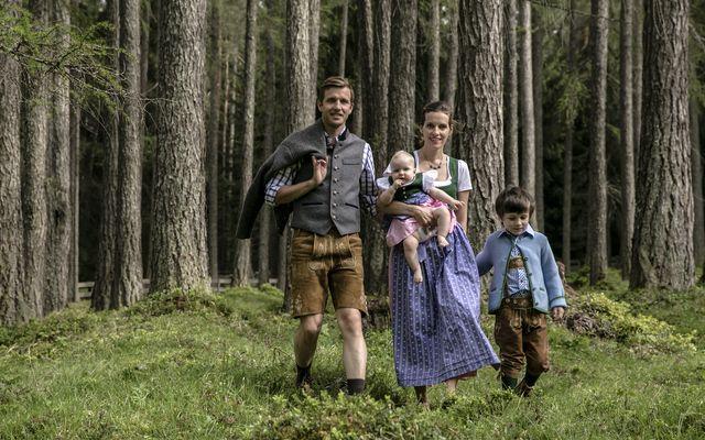 Bio-Wellnesshotel Holzleiten: Gastgeber Familie Willhelm