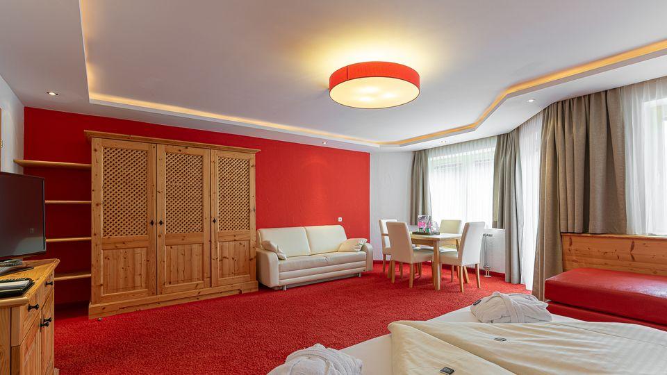 Alpine lodge Junior Suite