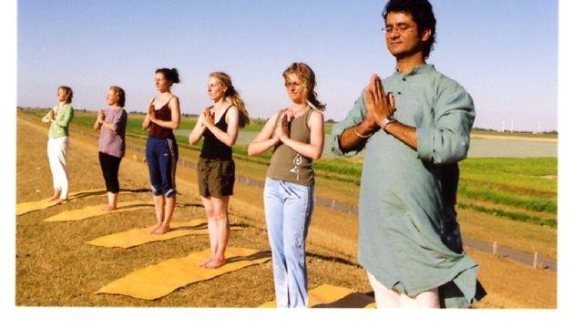 Yoga Wochenende mit Ashwani Bhanot