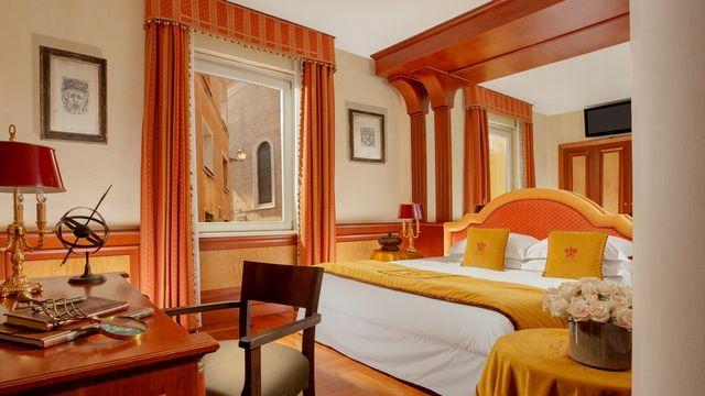 Deluxe Zimmer mit Terrasse