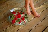 Foot zone massage