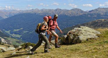 Settimana delle escursioni in autunno