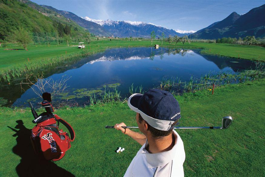 Golf Genuss   Hochsaison