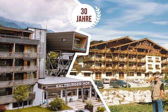 Jubiläumspaket 30 Jahre Hotel Salzburger Hof Leogang | 2 Nächte