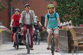 Erlebnistour E-Bike Urlaub in Franken | Rundum-Sorglos Paketr Aurachtal – familienfreundlicher Naturgenuss mit dem Rad
