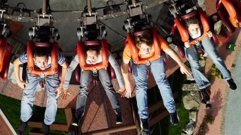 Scream im Heide-Park Soltau