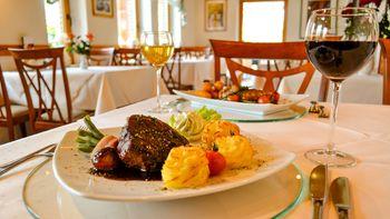 Kulinarische Köstlichkeiten im Heidehotel Bockelmann