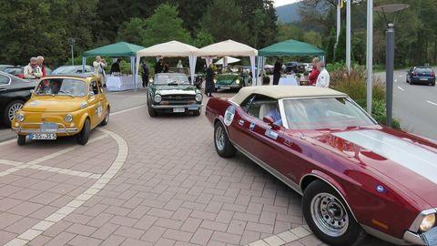 Schwarzwald Rallye für Genießer
