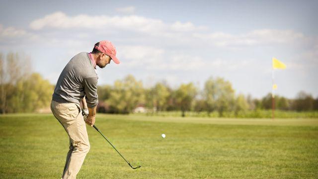 Golfer Arrangement für 2 Nächte