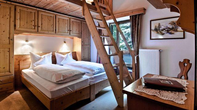 Camera a più letti Classic – con terzo letto soppalco