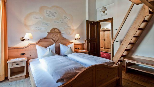 Camera a più letti Special – con terzo letto soppalco