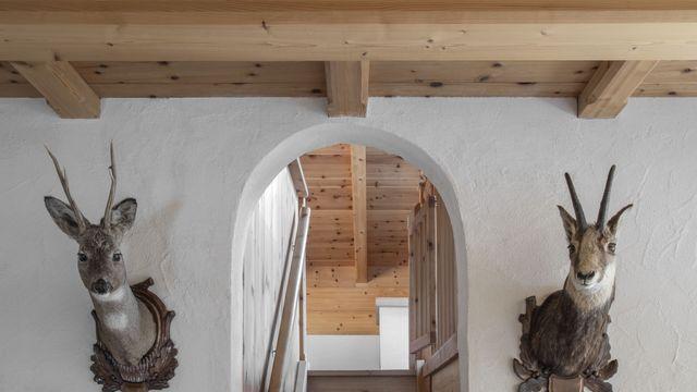 La Cirmolo Chalet Suite
