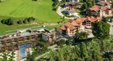 ALPENSCHLÖSSL Wellnessresort